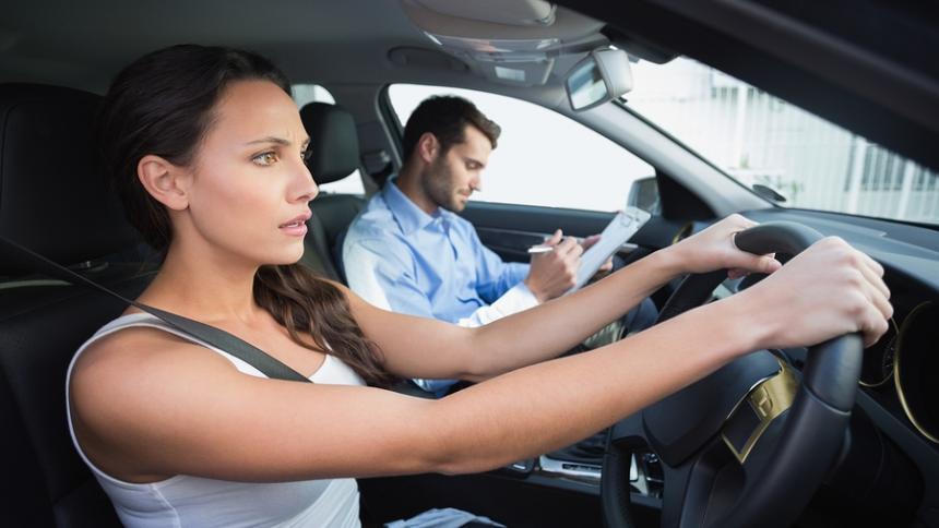 exame de direção