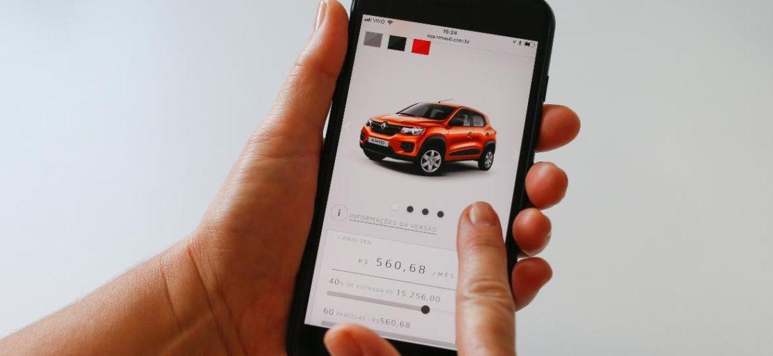 carros na web