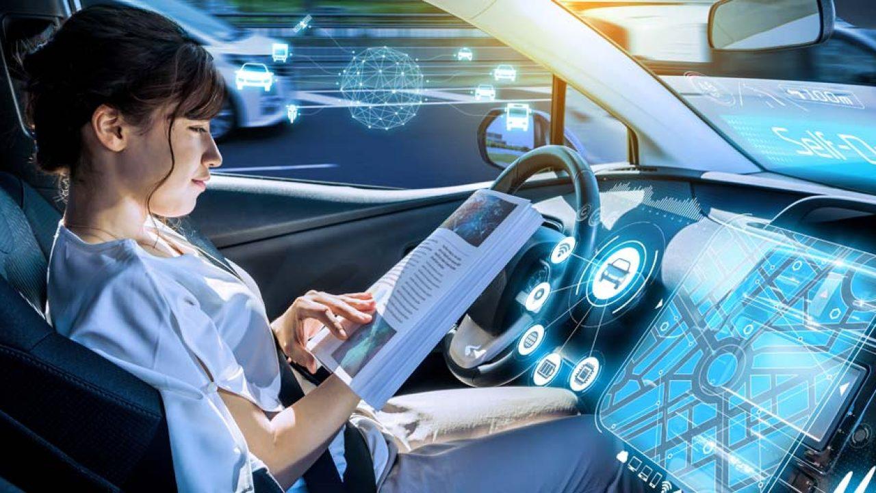 Imagem ilustrativa sobre o texto carros do futuro