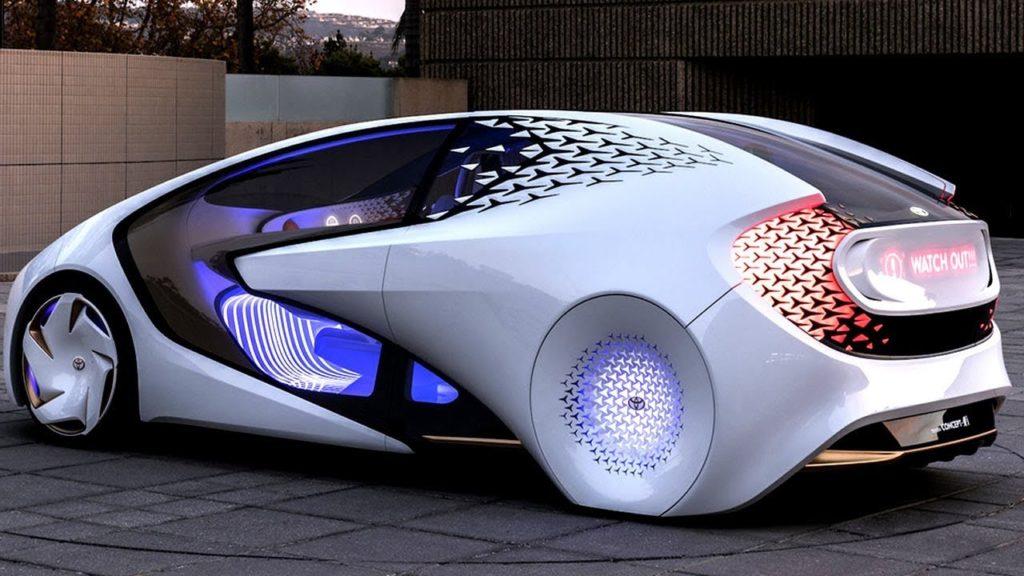 Imagem para ilustrar o texto sobre carros do futuro