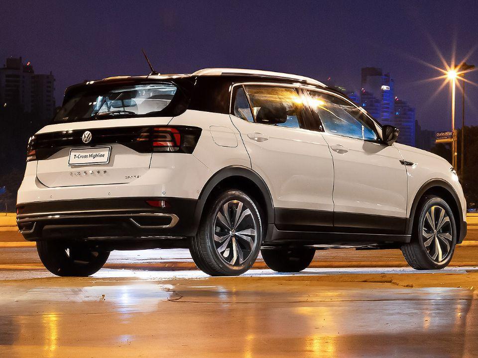 Imagem para ilustrar o texto sobre Nivus ou T-Cross: veja quem vence esse embate entre SUVs líderes de venda