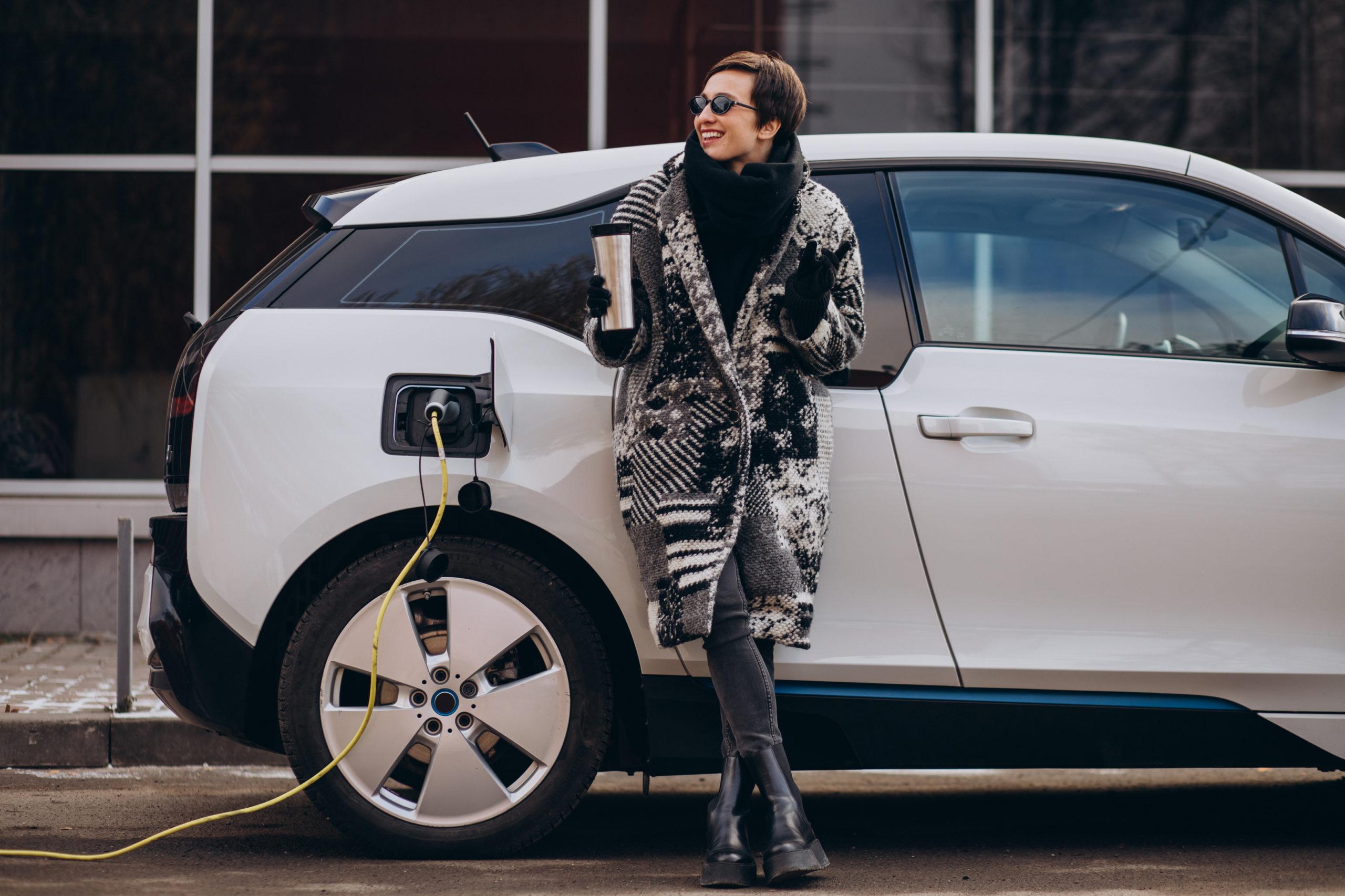 Imagem para ilustrar o texto sobre carros elétricos