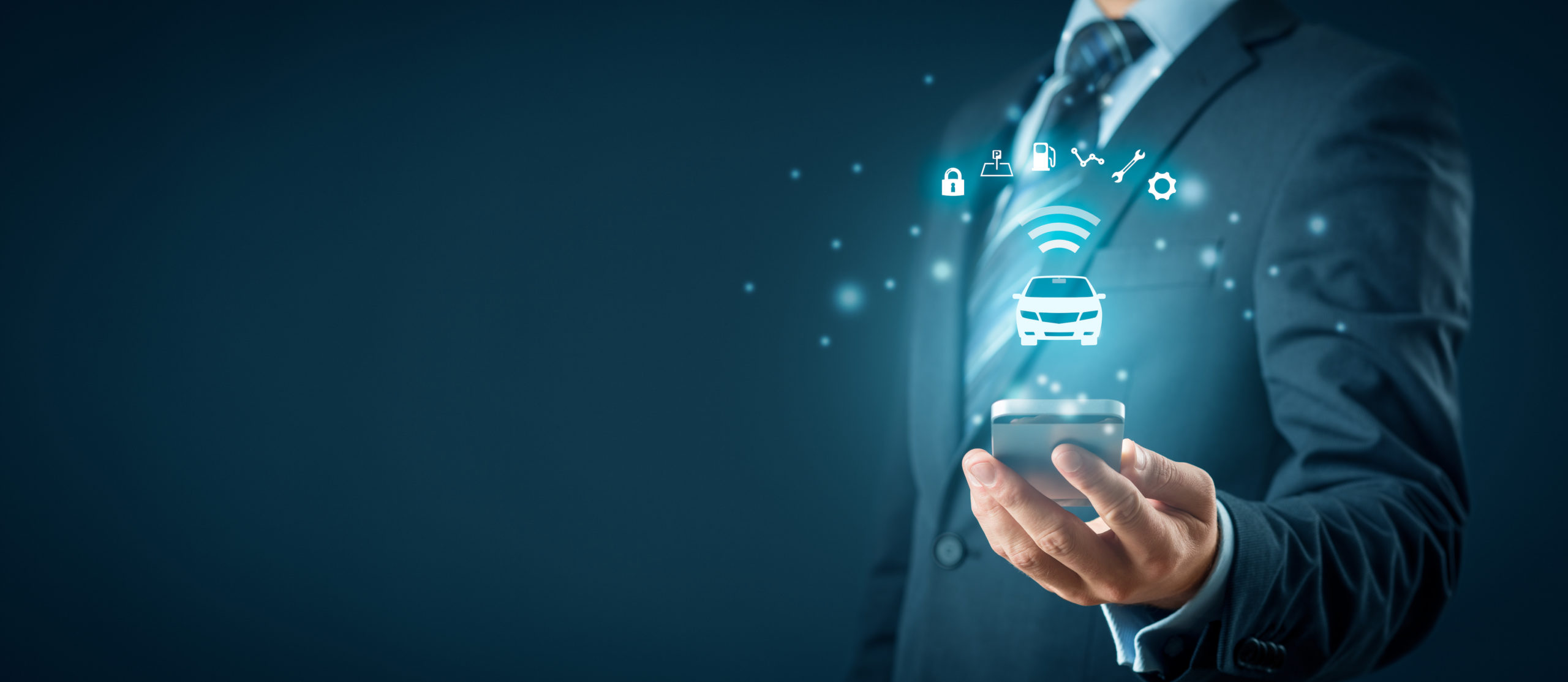 Imagem para ilustrar o texto sobre apps de manutenção de carro