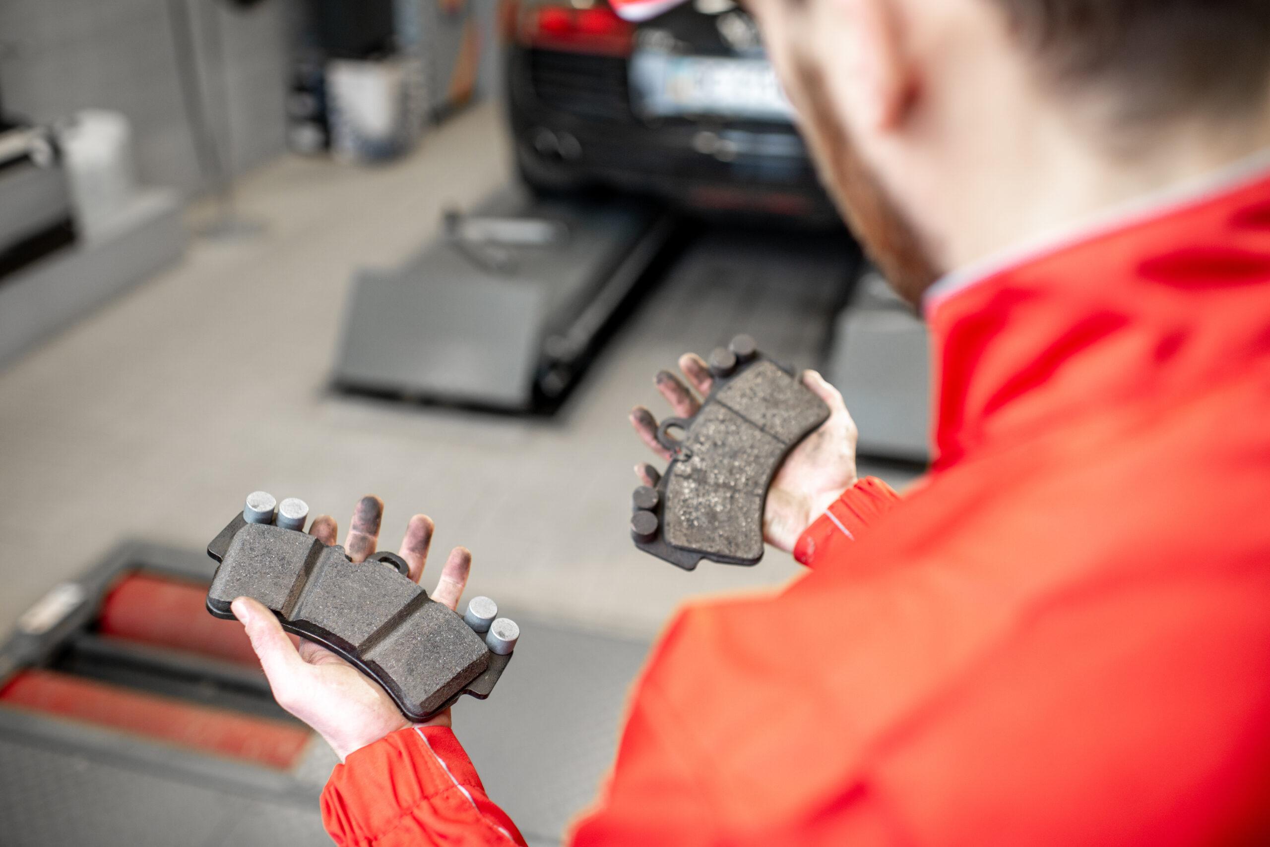 Imagem para ilustrar o texto sobre a manutenção dos freios